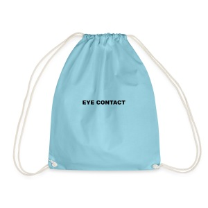 eye contact - Turnbeutel