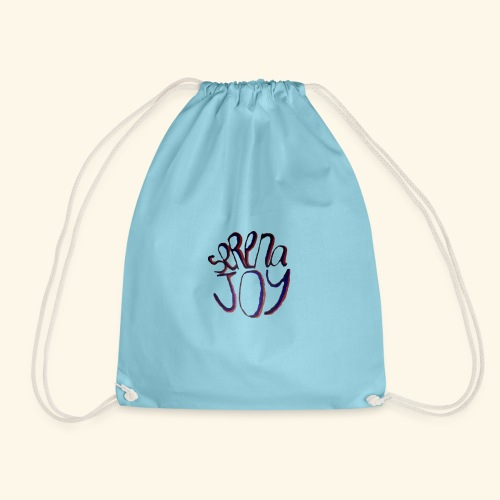 Serena Joy logo merch - Drawstring Bag