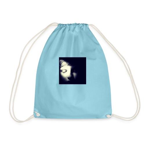 Dark chocolate - Drawstring Bag