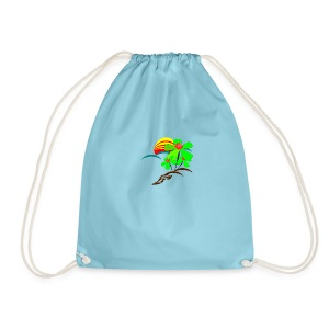 Berry - Drawstring Bag