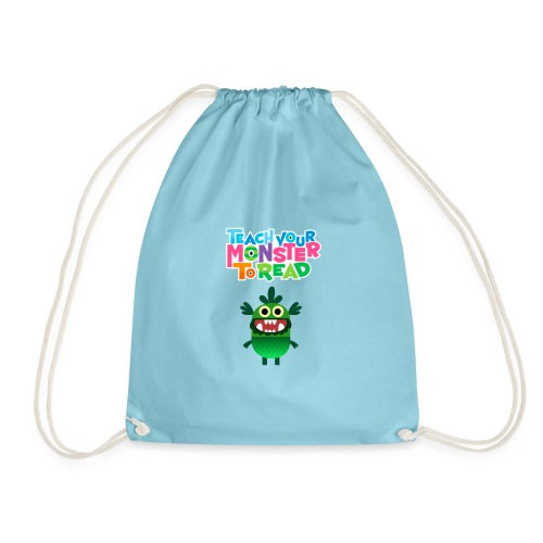 Teach Your Monster to Read - Drawstring Bag