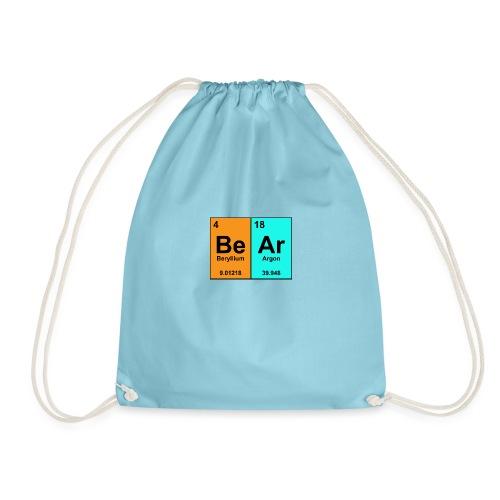 Science Bear Tee - Drawstring Bag
