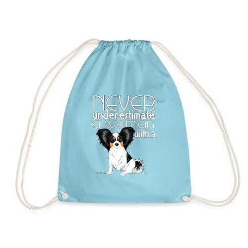 papiunderestimate - Drawstring Bag