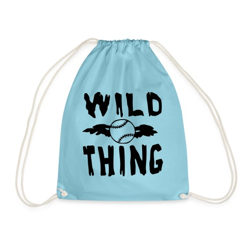 Wild Thing - Drawstring Bag