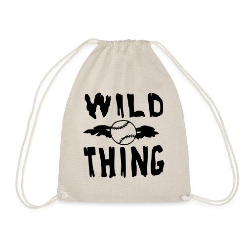 Wild Thing - Drawstring Bag