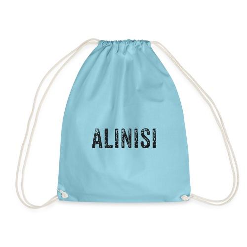 Alinisi Black - Turnbeutel