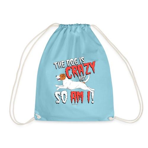 parsoncrazy2 - Drawstring Bag