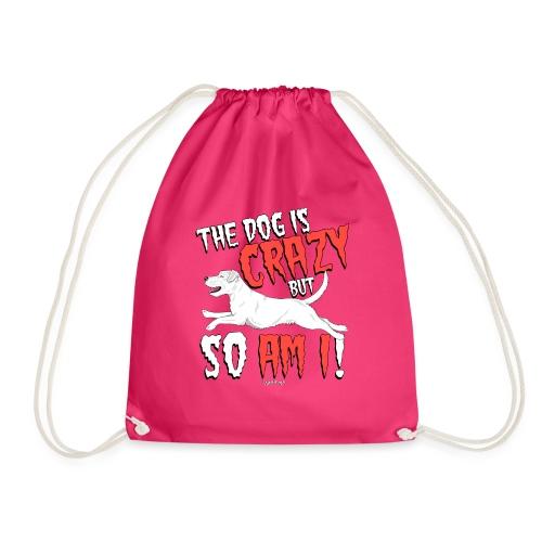 parsoncrazy4 - Drawstring Bag