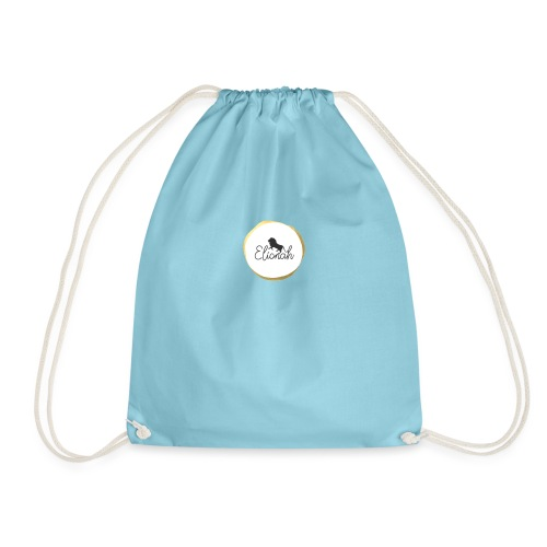 Elionah - Drawstring Bag