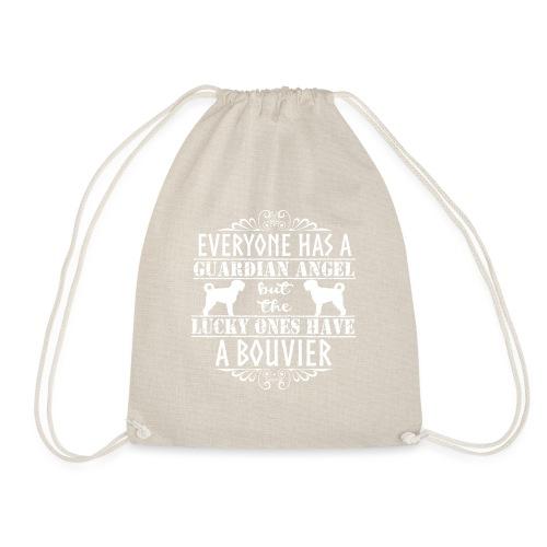 Bouvier Angels 4 - Drawstring Bag