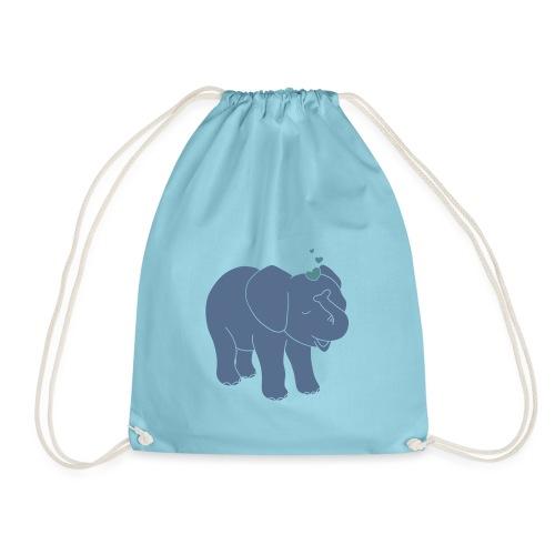 Little elephant - Turnbeutel