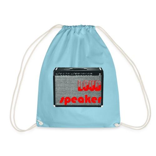 LOUDSPEAKER - Drawstring Bag