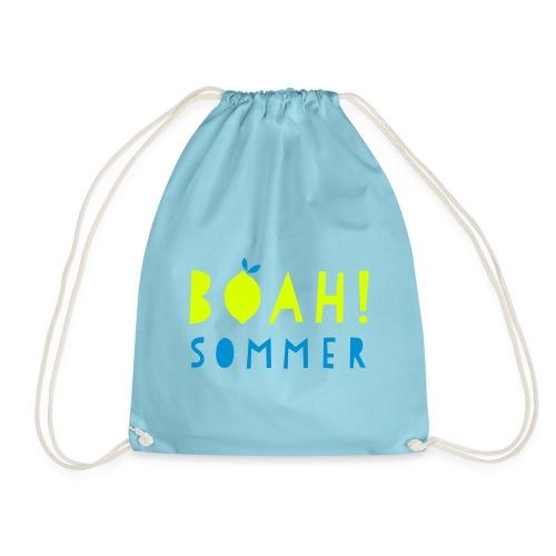 Boah! Sommer - Turnbeutel