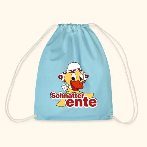 Schnatterinchen Schnatterente - Turnbeutel