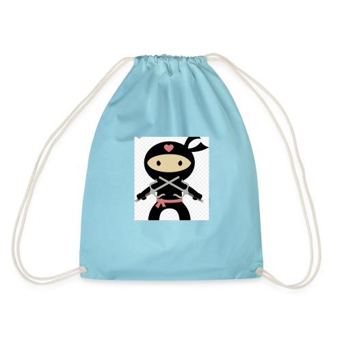 Ninja mia good - Drawstring Bag