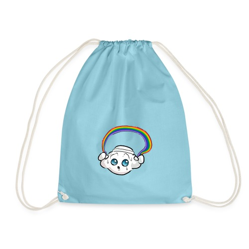 Oliver Cast The Cloud - Rainbow - Drawstring Bag