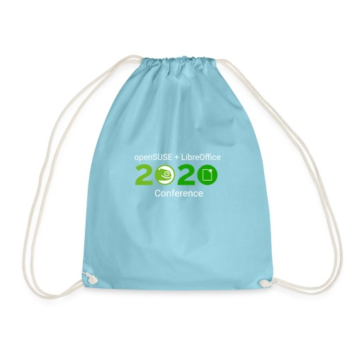 openSUSE + LibreOffice Conference 2020 - Drawstring Bag