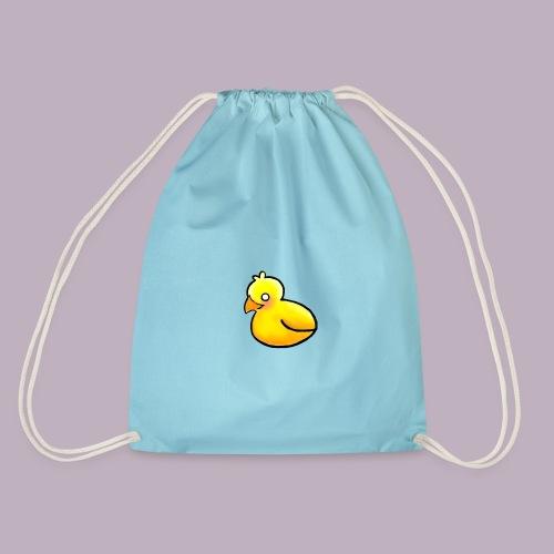 Un pato escurridizo - Mochila saco