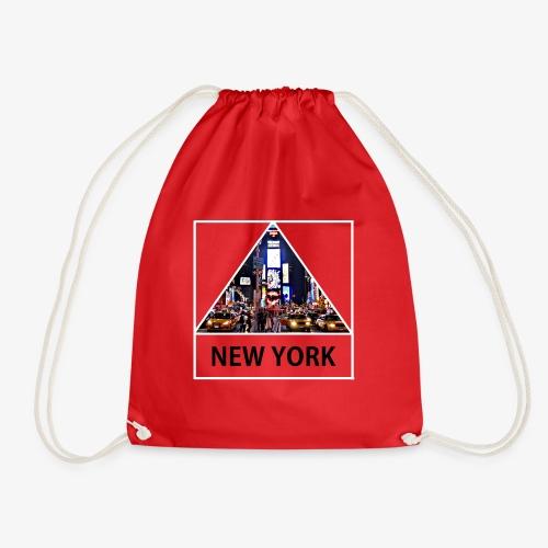 Triangle sur New York - Sac de sport léger