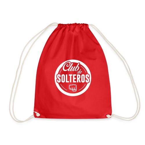 Club de Solteros (logo blanco) - Mochila saco