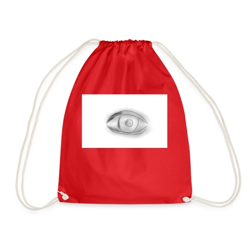 The wandering eye - Drawstring Bag
