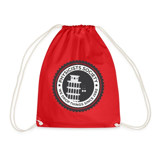 Physicists society - Drawstring Bag