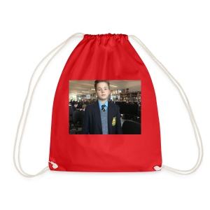 Every day is a school day - Drawstring Bag