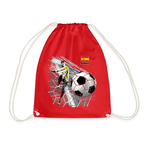 GP22F-02 SPAIN FOOTBALL PRODUCTS - Espanya fútbol - Jumppakassi