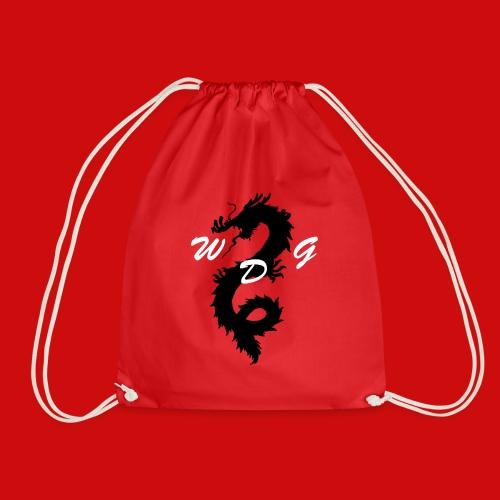 WoodDragonGaming Logo - Drawstring Bag