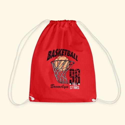 Broclyn alle Stars Basketball .Eine Geschenkidee - Turnbeutel