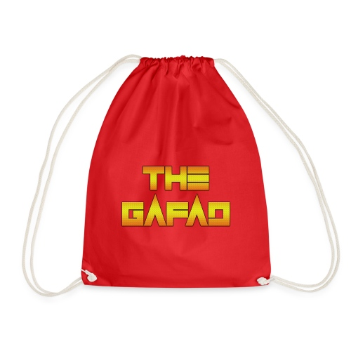The Gafad - Official Orange/Yellow Logo - Sacca sportiva