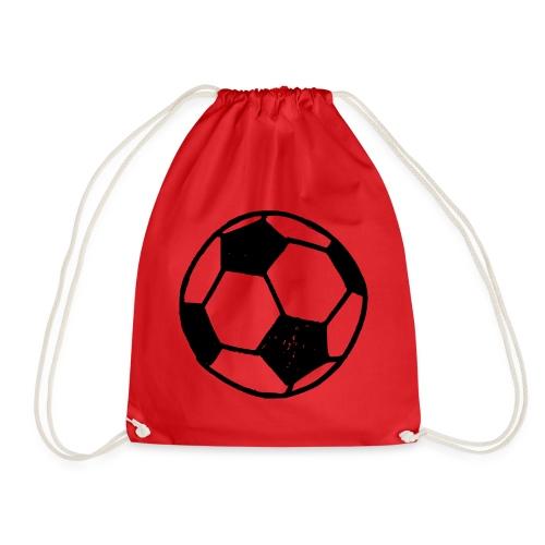 Fussball - Turnbeutel