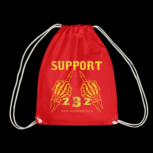 SUPPORT1 - Drawstring Bag