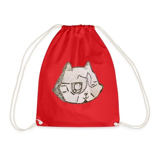 The Clockworks - Chibi Luis (colour) - Drawstring Bag