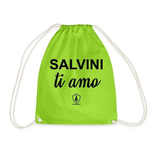 Salvini ti amo - Turnbeutel