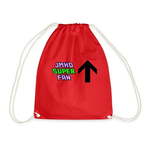JMHD super fan - Drawstring Bag