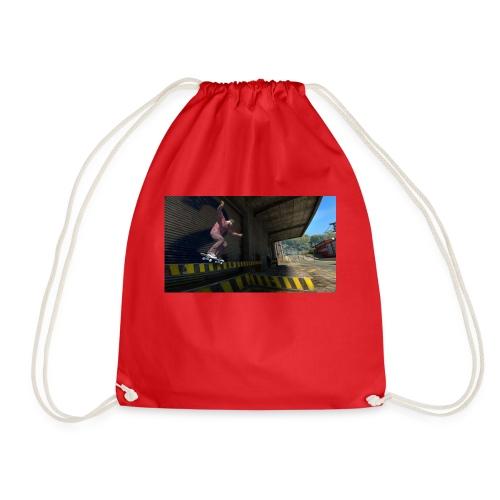 skate 3 - Drawstring Bag