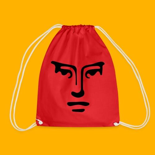 facebig - Drawstring Bag