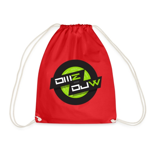 DJ DMZ & DJW Official Merch. - Gymtas