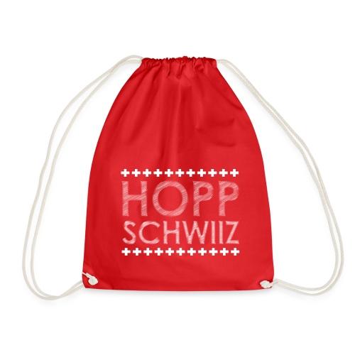 HOPP SCHWIIZ - Turnbeutel