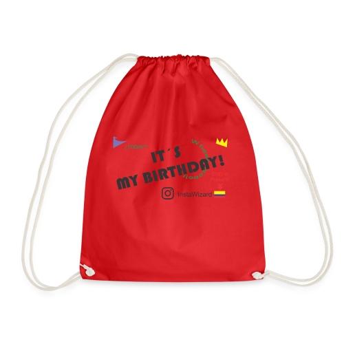 Birthday - Insta Wizard - Drawstring Bag