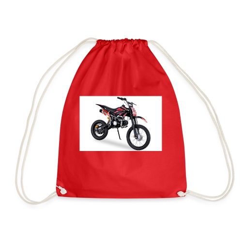 Crossbike JC125 cc Schwarz 48422D31323 - Turnbeutel