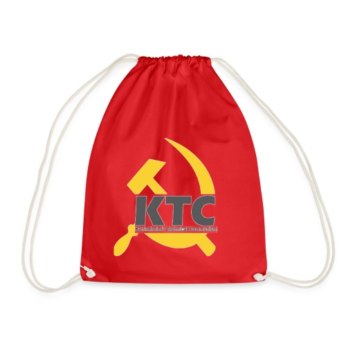 kto communism shirt - Gymnastikpåse