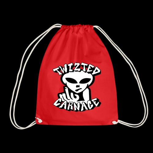 Twizted Carnage Events - Drawstring Bag