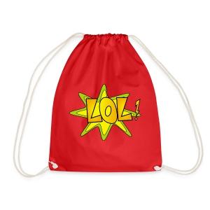 E4544E0A 1363 403F B96C F8EC27BBCC84 - Drawstring Bag
