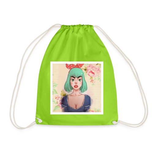 elena of spain - Drawstring Bag