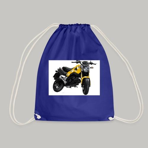 Grom Motorcycle (Monkey Bike) - Drawstring Bag