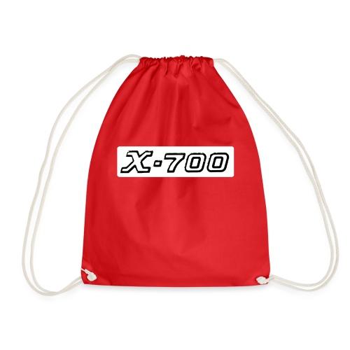 Minolta X-700 White - Sacca sportiva