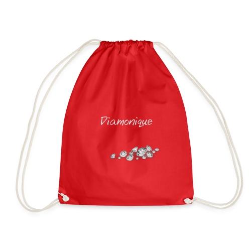 diamonique Clothing - Drawstring Bag