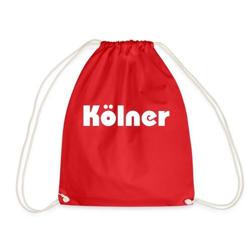 Kölner - Turnbeutel